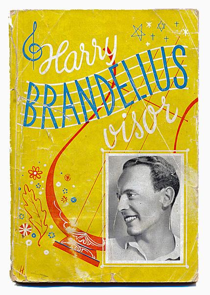 Vishäfte från 1942 - Harry Brandelius